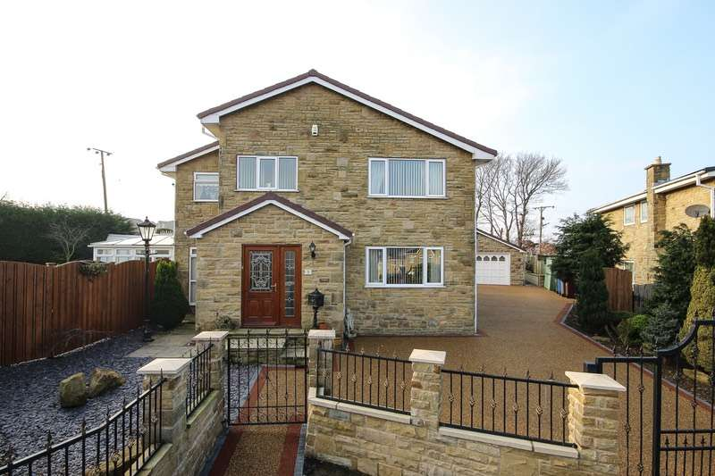 4 Bedrooms Detached House for sale in Whinmoor Close, Barnsley, South Yorkshire, S75