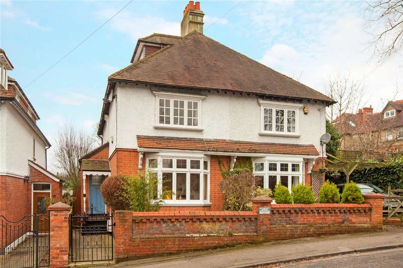 4 Bedrooms Semi Detached House for sale in Kings Grove, Maidenhead, Berkshire, SL6