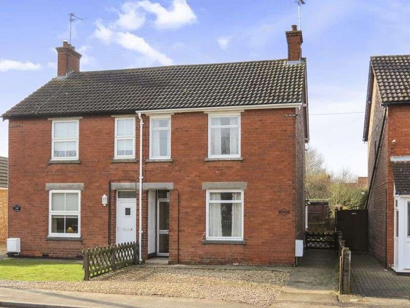 2 Bedrooms Semi Detached House for sale in Morton