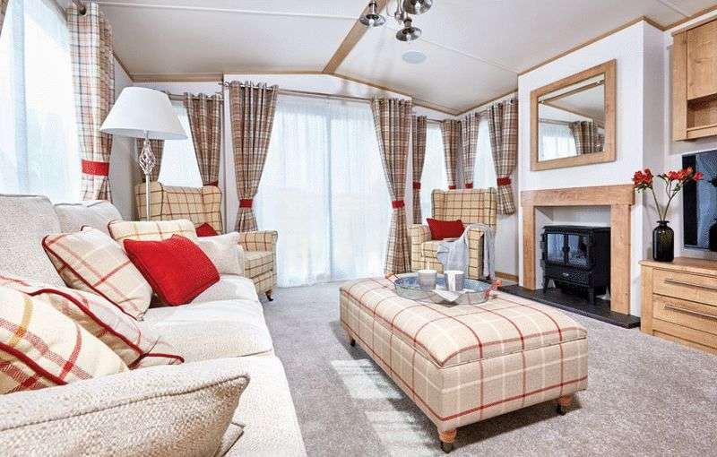 2 Bedrooms Property for sale in Westwood Caravan, Ashington