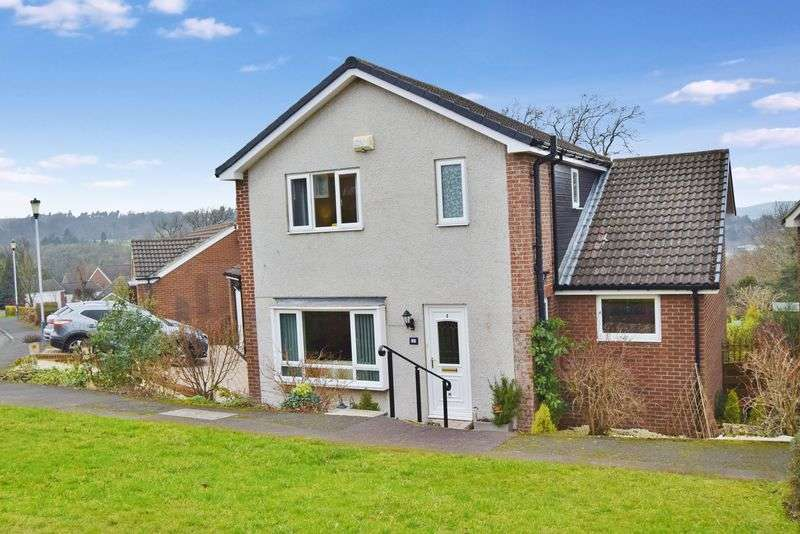 4 Bedrooms Detached House for sale in Enderby Drive, Hexham