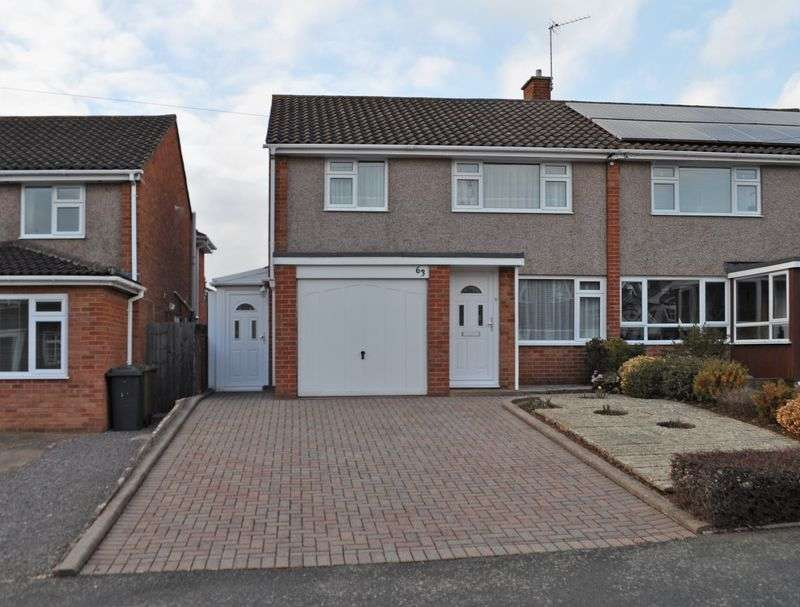 3 Bedrooms Semi Detached House for sale in St Leonards