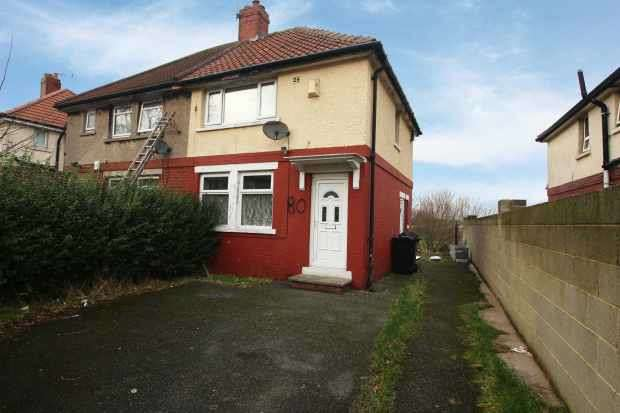 2 Bedrooms Semi Detached House for sale in Walden Drive, Bradford, West Yorkshire, BD9 6JT