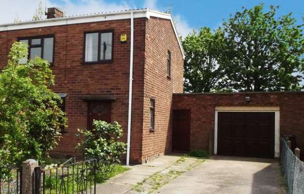 3 Bedrooms Semi Detached House for sale in Wallace Road, Bilston, West Midlands, WV14 8BX