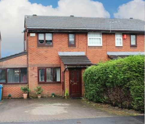 2 Bedrooms Property for sale in Bedford Street, Bury, Lancashire, BL9 6ET