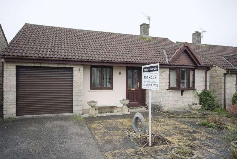 2 Bedrooms Detached Bungalow for sale in Godwins Close, Melksham