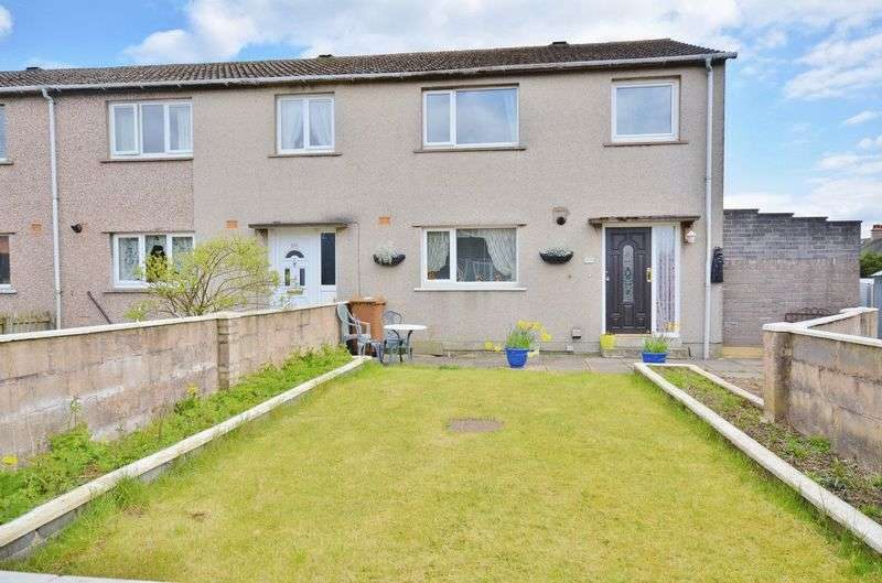 3 Bedrooms Semi Detached House for sale in Mill Hill, Cleator Moor