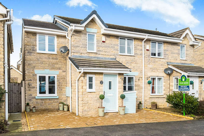 4 Bedrooms Semi Detached House for sale in Baker Street, Dinnington, Sheffield, S25
