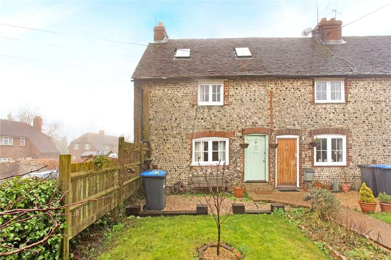 2 Bedrooms Terraced House for sale in Pyecombe Street, Pyecombe, Brighton, West Sussex, BN45