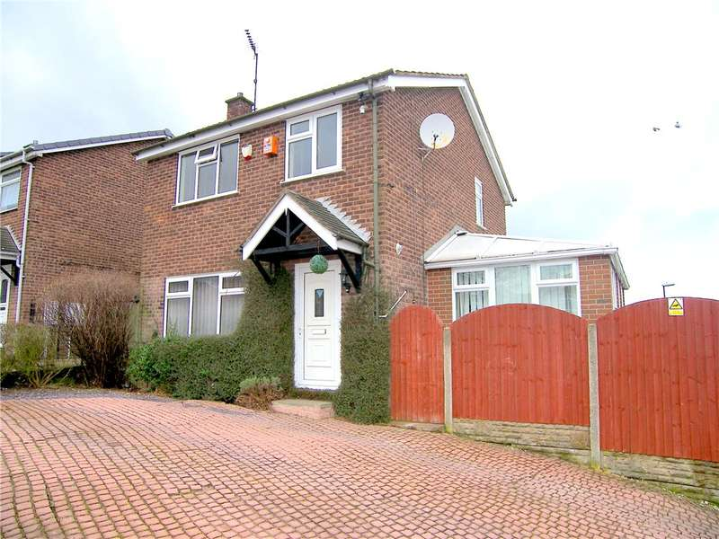 3 Bedrooms Detached House for sale in Poplar Road, South Normanton, Alfreton, Derbyshire, DE55