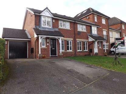 3 Bedrooms Mews House for sale in Avon Gardens, Cottam, Preston, Lancashire, PR4