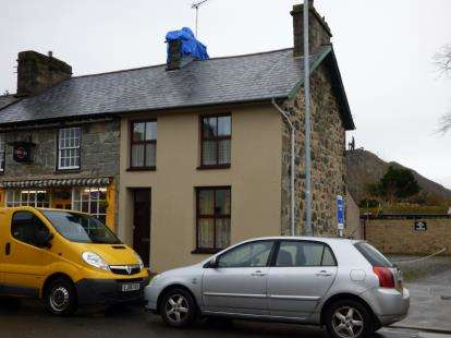 3 Bedrooms End Of Terrace House for sale in Church Street, Tremadog, Porthmadog, Gwynedd, LL49