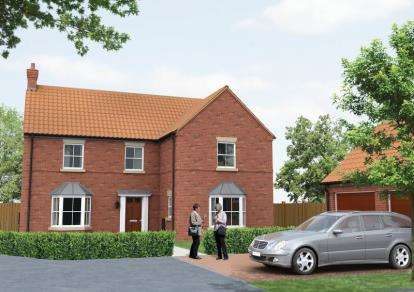 5 Bedrooms Detached House for sale in Alford, Lincolnshire