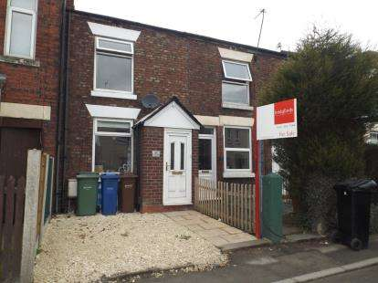 2 Bedrooms Terraced House for sale in Bramhall Moor Lane, Hazel Grove, Stockport, Cheshire