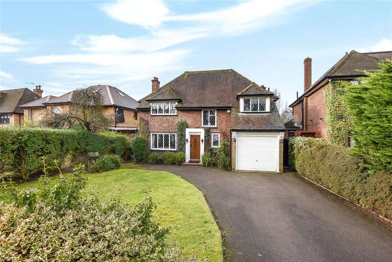 4 Bedrooms House for sale in Rowlands Avenue, Hatch End, Middlesex, HA5