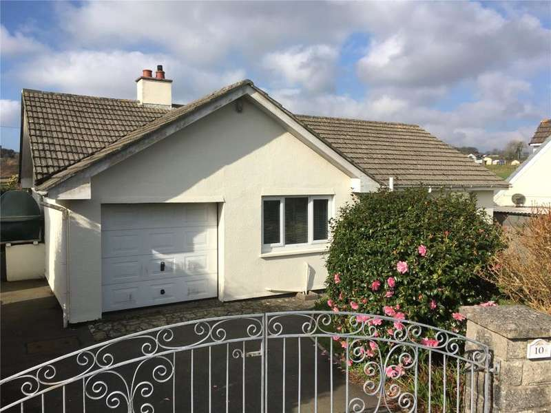 3 Bedrooms Detached Bungalow for sale in Tremayne Road, Carharrack, Redruth