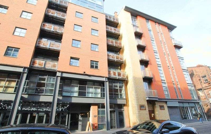 2 Bedrooms Flat for sale in Colquitt Street, Liverpool City Centre, L1