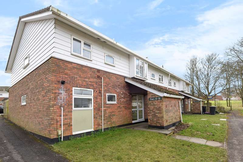 1 Bedroom Flat for sale in Bach Close, Basingstoke, RG22