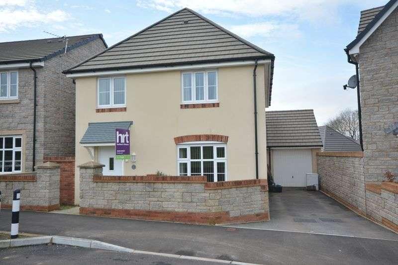 4 Bedrooms Detached House for sale in Maes Gamage, Bridgend