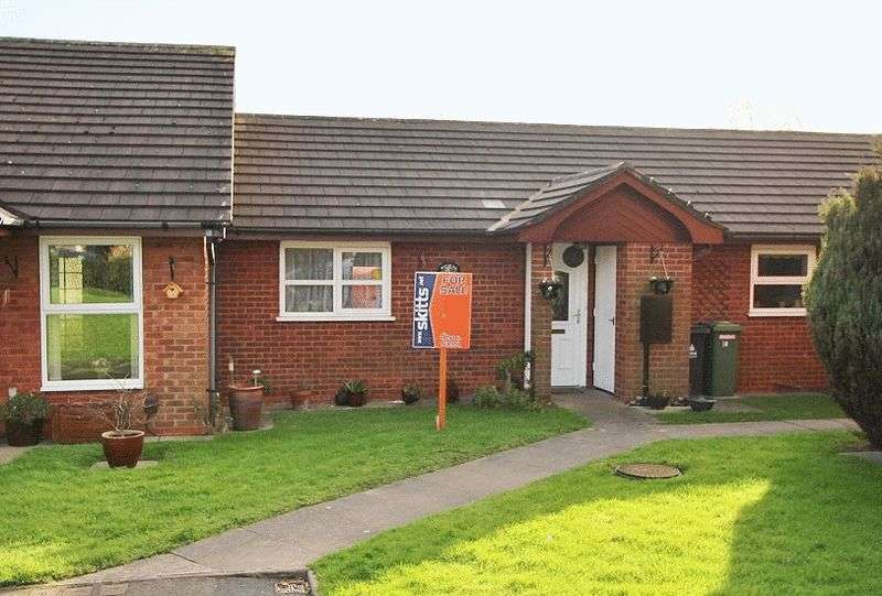 2 Bedrooms Bungalow for sale in Cotswold Grove, Coppice Farm, Willenhall