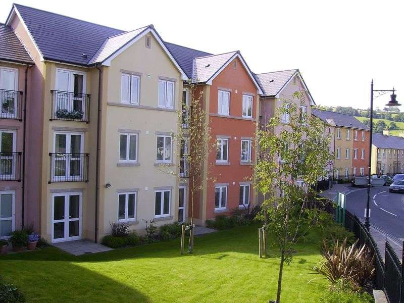 1 Bedroom Retirement Property for sale in Gwenllian Morgan Court, Brecon, LD3 7EE