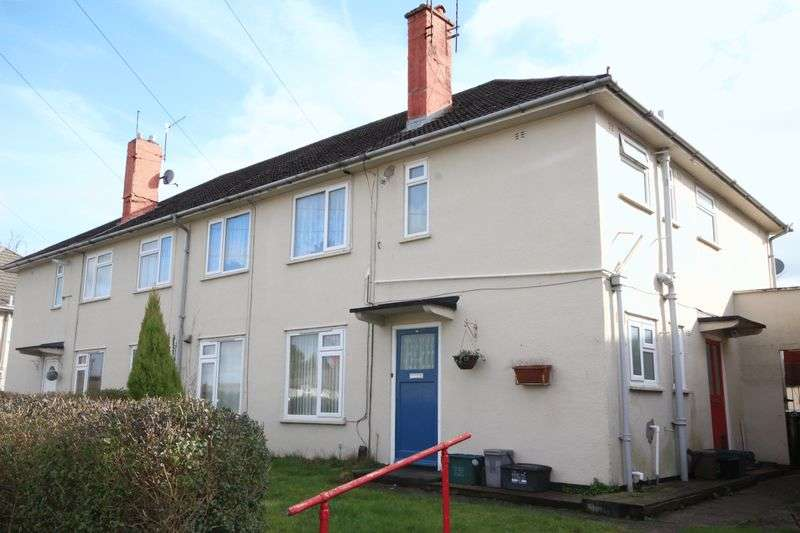 2 Bedrooms Flat for sale in Marlwood Drive, BRISTOL