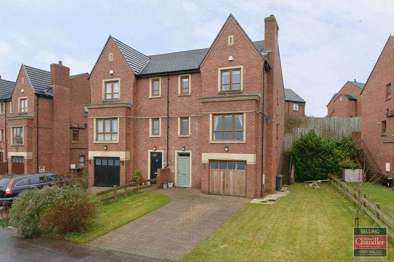 4 Bedrooms Semi Detached House for sale in 7 Brooke Hall, Belfast, BT8 6WB