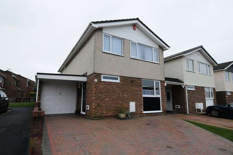 4 Bedrooms Detached House for sale in Yewcroft Close, Whitchurch, Bristol, BS14