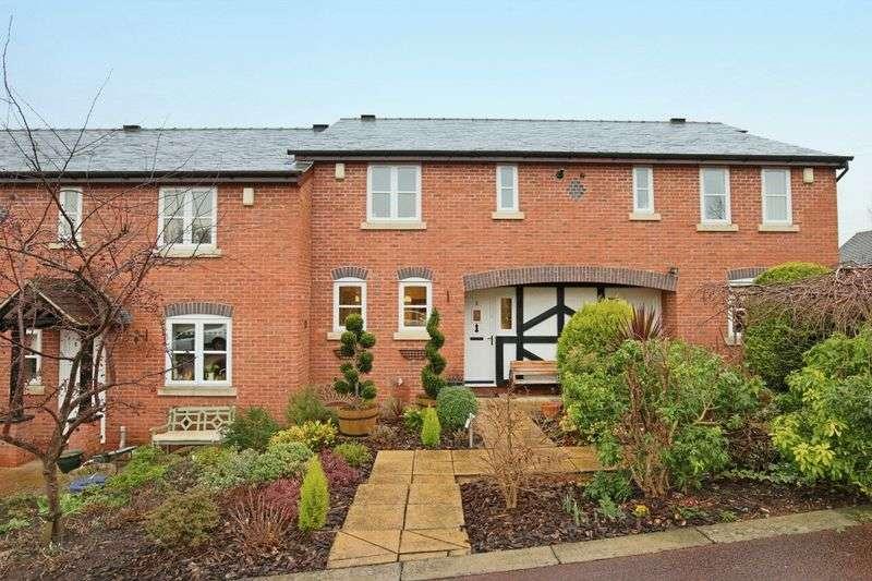 2 Bedrooms Terraced House for sale in Village Farm, Church Minshull, Nantwich