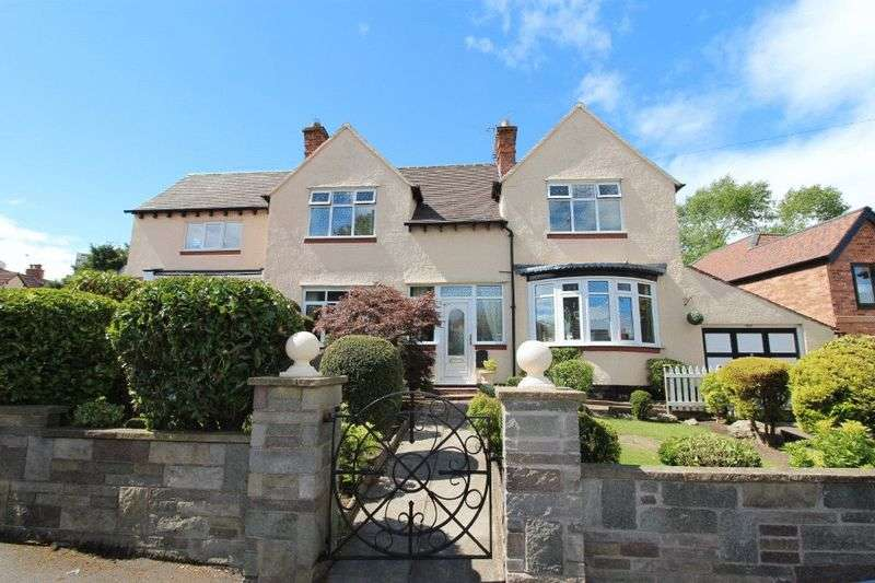 3 Bedrooms Detached House for sale in Calder Avenue Walsall