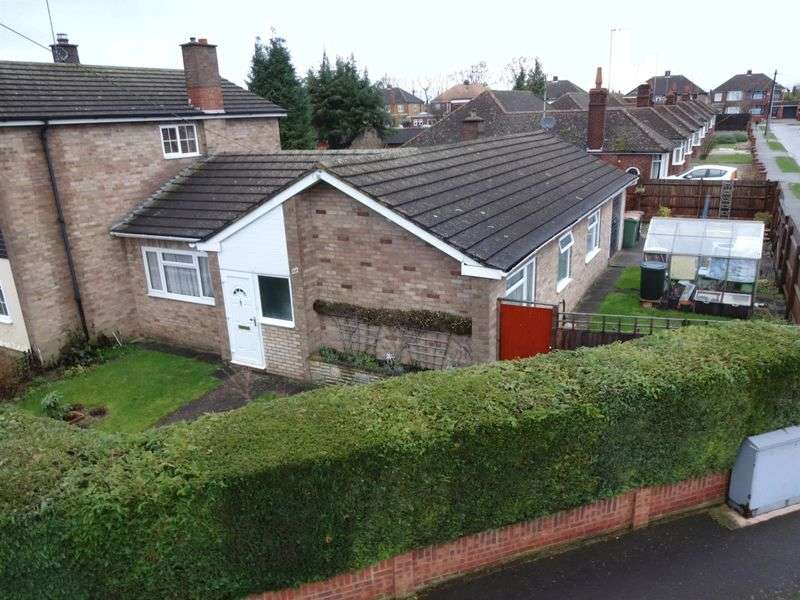 2 Bedrooms Semi Detached Bungalow for sale in Leafields.