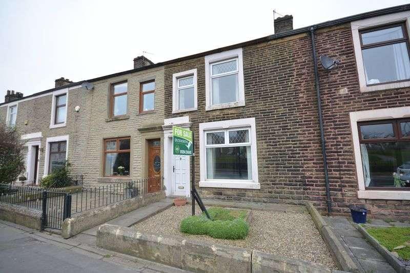 3 Bedrooms Terraced House for sale in Blackburn Road, Accrington