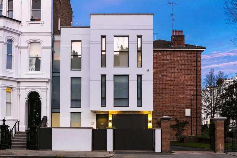 House for sale in Ladbroke Grove, London, W11