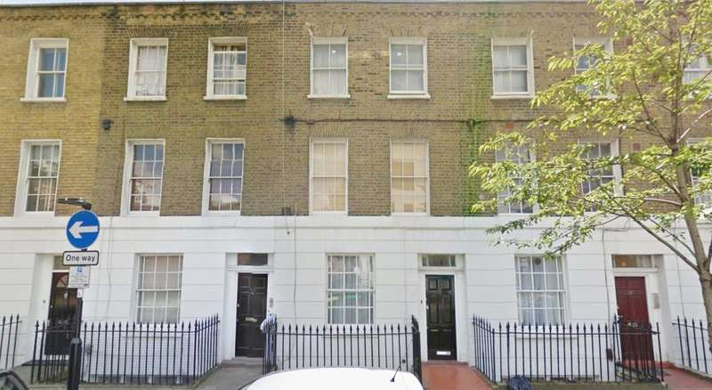 2 Bedrooms Flat for sale in Kings Cross, London N1