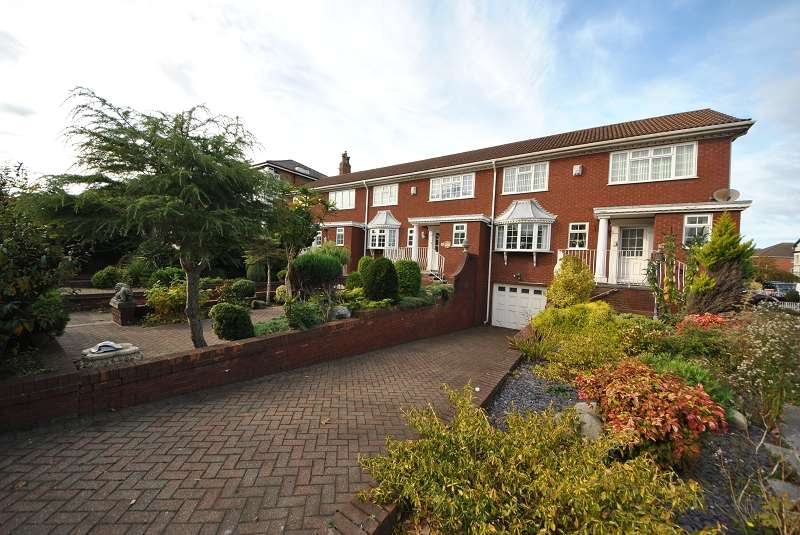 3 Bedrooms End Of Terrace House for sale in 3 Alexandra Mews, Southport, Merseyside. PR9 9JH