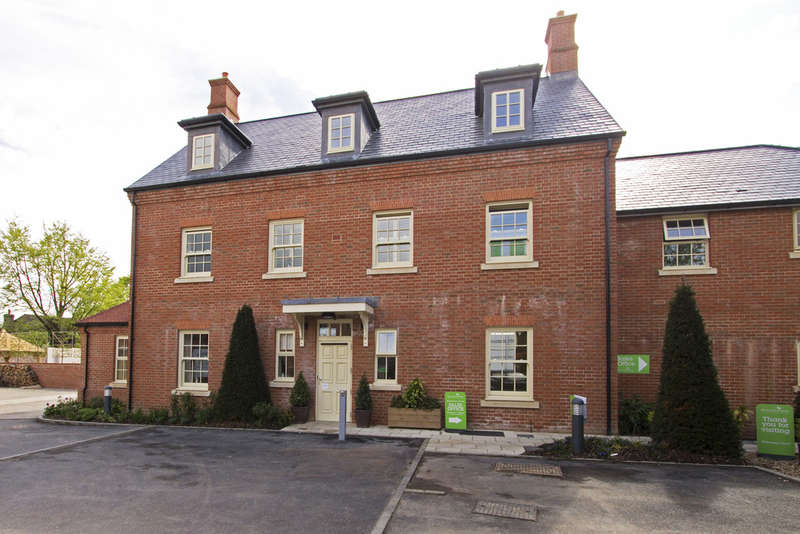 1 Bedroom Flat for sale in Wykeham Court, Wickham