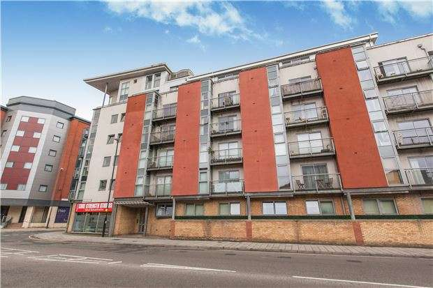 2 Bedrooms Flat for sale in Thomas Court, Three Queens Lane, BRISTOL, BS1 6LF