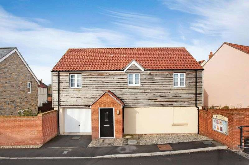 2 Bedrooms Detached House for sale in Trivetts Way, Cossington