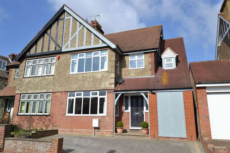 5 Bedrooms Semi Detached House for sale in Northwood Road, Tankerton, Whitstable