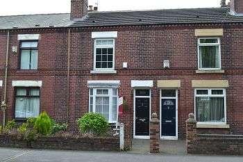 2 Bedrooms Terraced House for sale in Clipsley Lane, Haydock, St Helens, WA11 0SJ
