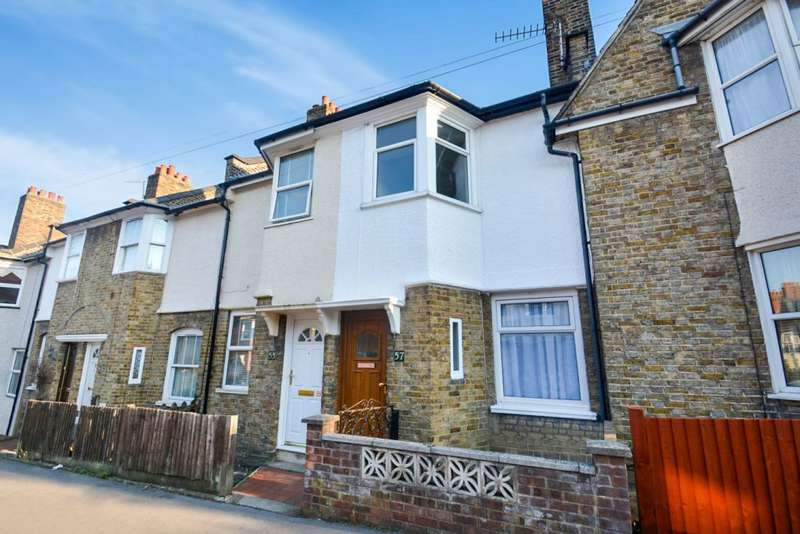 2 Bedrooms Terraced House for sale in Newlands Road, London, SW16 4SR