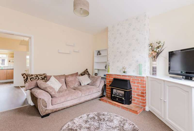 2 Bedrooms Terraced House for sale in Ormonde St, Langley Mill, NG16 4FF