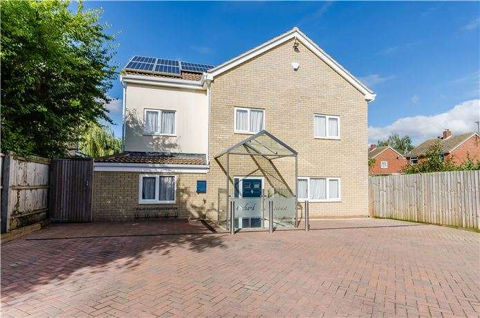 6 Bedrooms Detached House for sale in Fox's Way, Comberton, Cambridge