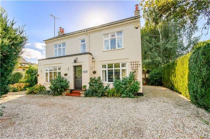 4 Bedrooms Detached House for sale in Shelford Road, Trumpington, Cambridge