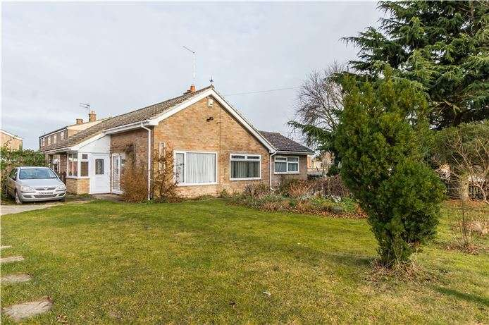 4 Bedrooms Detached Bungalow for sale in Cambridge Road, Fulbourn, Cambridge