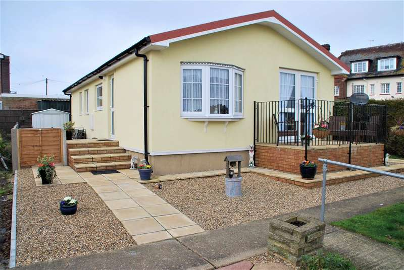 2 Bedrooms Park Home Mobile Home for sale in WILLOW CLOSE, KINGSMEAD PARK, ALLHALLOWS