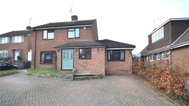 4 Bedrooms Detached House for sale in Frogmore Park Drive, Blackwater, Surrey