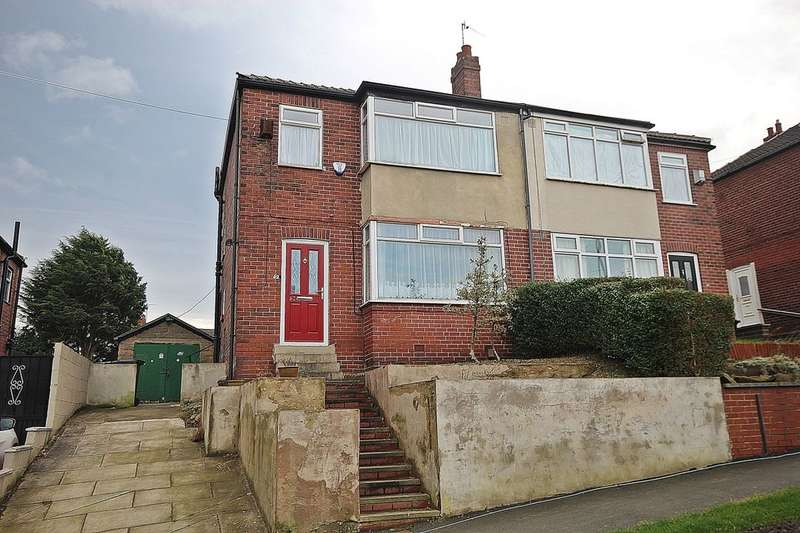 3 Bedrooms Semi Detached House for sale in Brander Road, Leeds, LS9