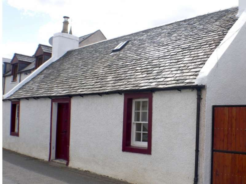 3 Bedrooms Cottage House for sale in 15 Maxwell Street, Fochabers, IV32 7LN