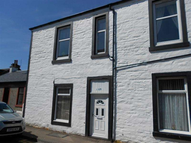 1 Bedroom Flat for sale in Cumberland Place, 105 George Street,, Dunoon, PA23 8BP